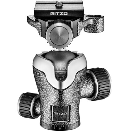Gitzo GH1382TQD Series 1 Traveler Center Ball Head