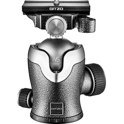 Gitzo GH3382QD Series 3 Center Ball Head
