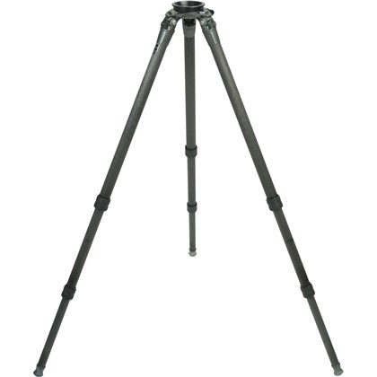 Gitzo Series 3 6X Systematic Carbon Fiber Tripod For Video Long