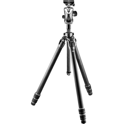 Gitzo GK3532-82QD Mountaineer Series 3 Carbon Fiber Tripod with Center Ball Head