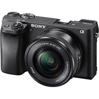 Sony Alpha A6300 + 16-50mm