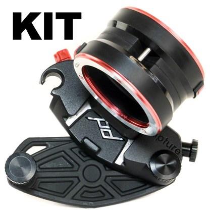 Peak Design Capture Clip Lens Kit for Nikon