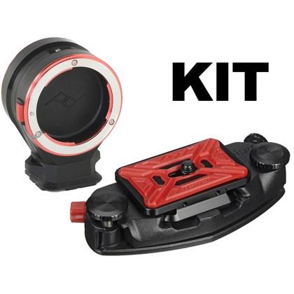 Peak Design Capture PRO Clip Lens Kit For Nikon