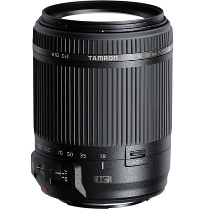 TAMRON NEW 18-200 VC Nikon