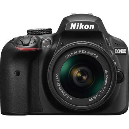 Nikon D3400 18-55mm AF-P VR