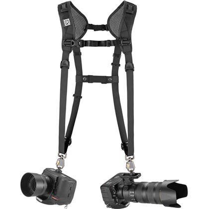 BlackRapid Double Slim Breathe Camera Harness