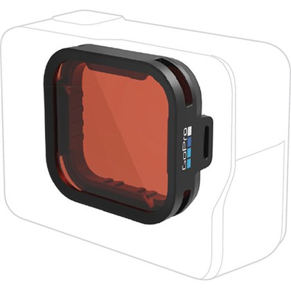 GoPro Blue Water Snorkel Filter for Hero 5 Black