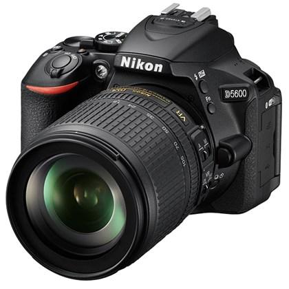 מצלמה DSLR ניקון Nikon D5600 + 18-105mm VR - קיט