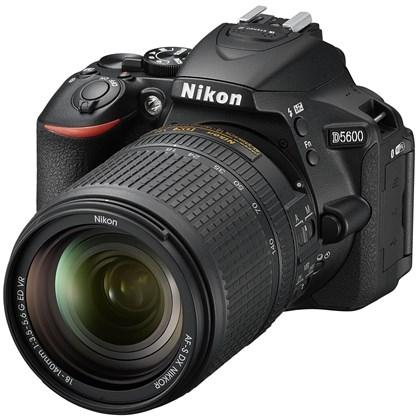 מצלמה DSLR ניקון Nikon D5600 + 18-140mm VR - קיט