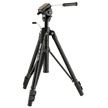 Velbon DV-7000 Tripod with 2-Way Fluid Head