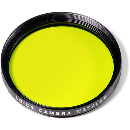 Leica Filter Yellow, E39
