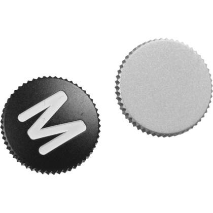 "Soft Release Button ""M"", 8mm, black"