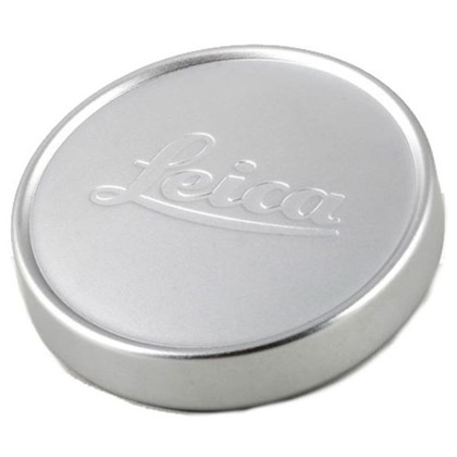 Leica Lens Cap for Elmar-M 50mm f/2.8 Lens silver