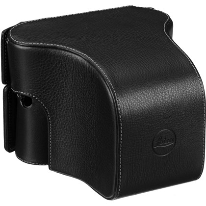 Leica Ever Ready Case M/M-P Typ 240 with large front, leather, black
