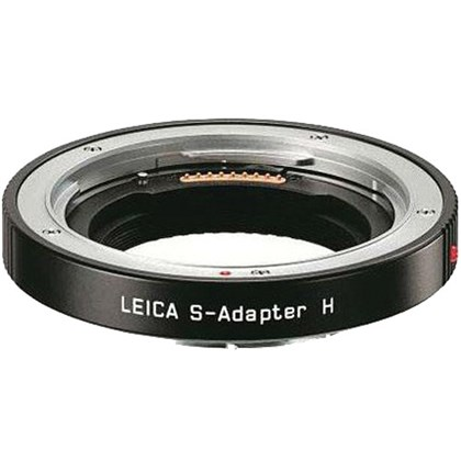 Leica S-Adapter Hasselblad H Lens to Leica S Camera