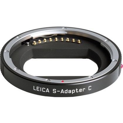 Leica S-Adapter C for Contax 645 Lenses