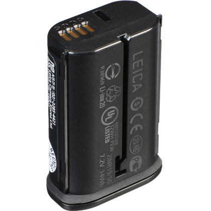 Leica Lithium-Ion-Battery BP-SCL4, black