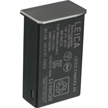 Lithium-Ion-Battery BP-DC13, silver 985mAh