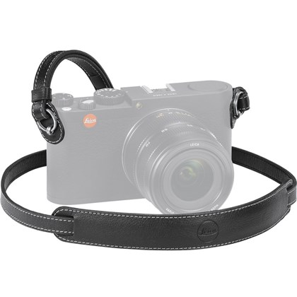Carrying Strap with protecting flap for M-, Q- and X- system