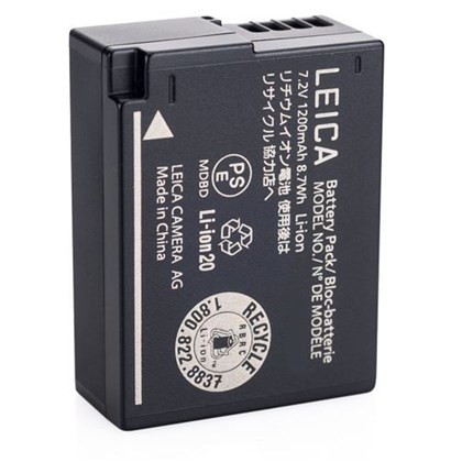 Lithium-Ion-Battery BP-DC15-E for D-LUX