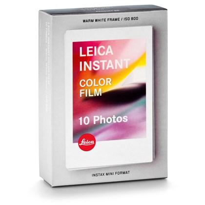 מצלמה בין רגע לייקה Leica SOFORTcolor film pack (mini/10 images)