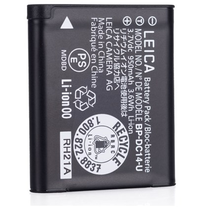 "Lithium-Ion-Battery BP-DC14-E for Leica C (Typ 112 ""E"",""CN"")"