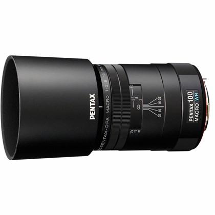 עדשת פנטקס Pentax lens RICOH D FA SMC MACRO 100mm F2.8 WR S0021910