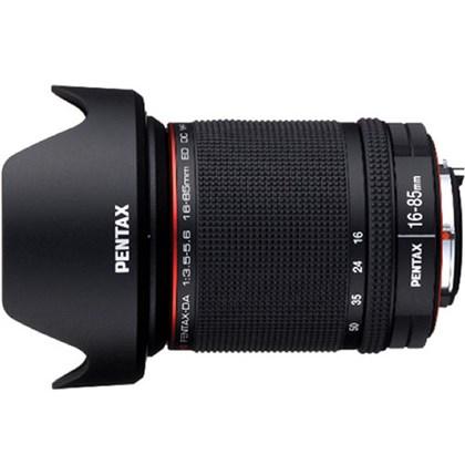עדשה  RICOH PENTAX HD DA 16-85mm F3.5-5.6E DC WR  S0021387