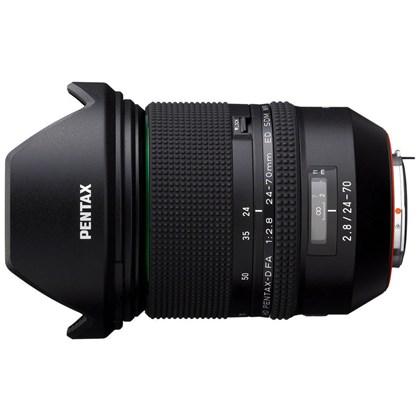 עדשה  RICOH PENTAX HD D FA 24-70mm F2.8ED SDM WR S0021310