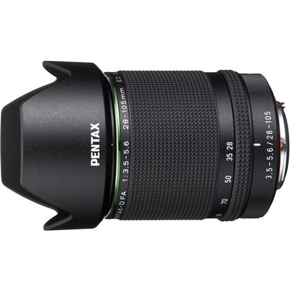 עדשה RICOH PENTAX HD D FA 28-105mm F3.5-5.6ED DC WR  S0021297