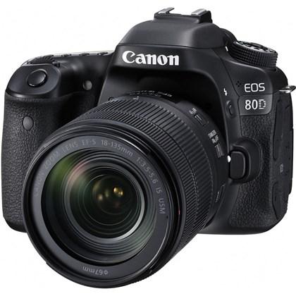 CANON EOS 80D+18-135 NANO