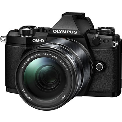 OM-D E-M5 II Kit with ED 14-150mm f/4.0-5.6 II