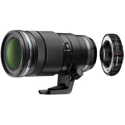 Olympus M.ZUIKO Digital ED 40-150mm f/2.8 Pro + MC-14 Teleconverter