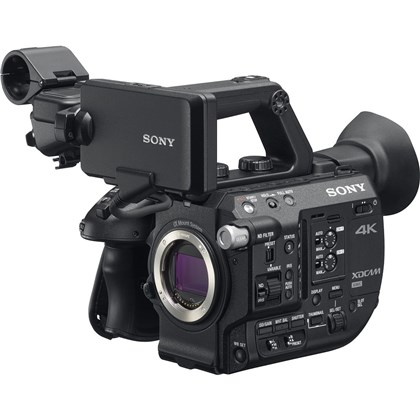 Sony PXW-FS5 4K Super35 Handheld E-Mount Camcorder