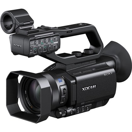 SONY PXW-X70 HD Professional Palm Camcorder With 4K Upgrade