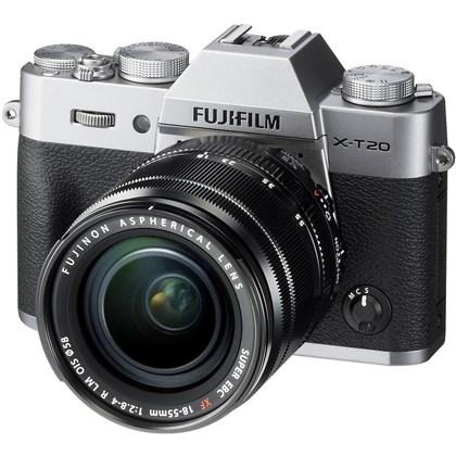 Fuji X-T20 + 18-55