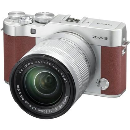 מצלמה חסרת מראה פוג'י Fujifilm X-A3 Kit 16-50mm - קיט