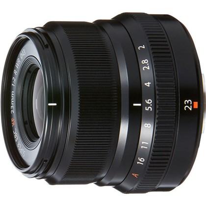 Fuji XF 23mm F/2.0