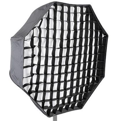 GODOX OCTABOX 120cm BOWENS Mount +Grid