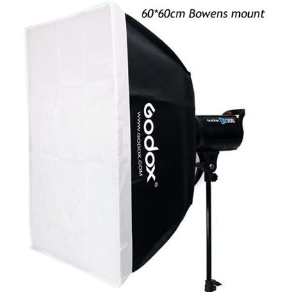 GODOX 60X60cm SOFTBOX BOWENS Mount