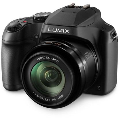 מצלמה דמוי SLR פנסוניק Panasonic Lumix DC-FZ80/FZ82