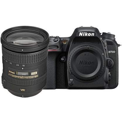 Nikon D7500 + 18-200 AFS VR II