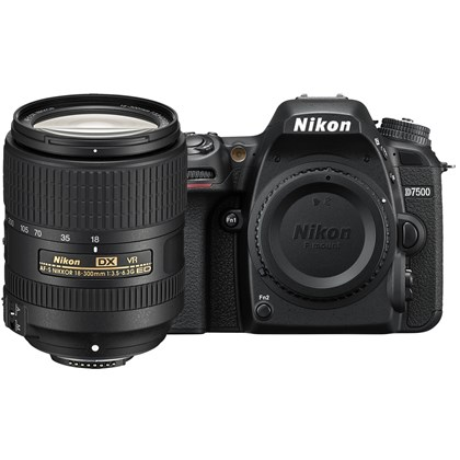 Nikon D7500 + 18-300 F6.3 AF-S VR