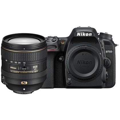 Nikon D7500 + 16-80mm VR