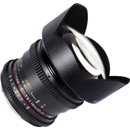 Samyang 14mm T/3.1 IF ED MC Aspherical II CINE