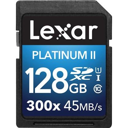 LEXAR SD 128G X300