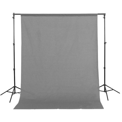 GODOX Cotton Backdrop Grey 180x240cm