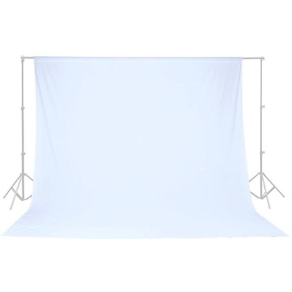 GODOX Cotton Backdrop White 3x6m