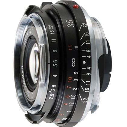Voigtlander Color-Skopar 35mm F2.5 VM
