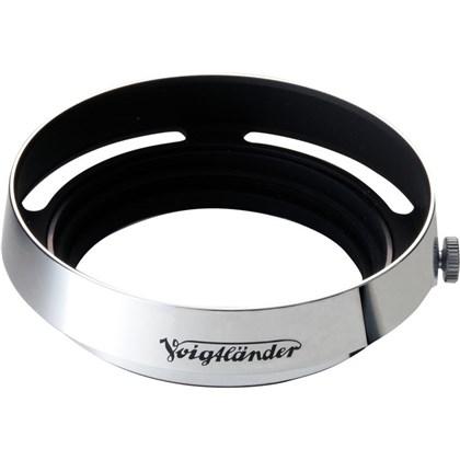 Voigtlander Lenshood LH-9S for 35mm F1.7 Silver